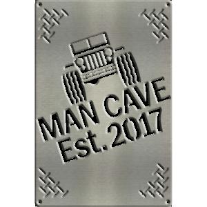 MS260 00003 1208 [Man Cave Est.Year Jeep]