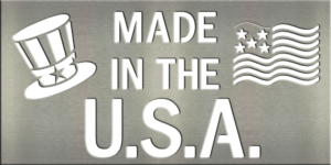 Metal Signs & Your Designs | Custom Metal Gifts in Riverside, CA | Made in the USA Sign