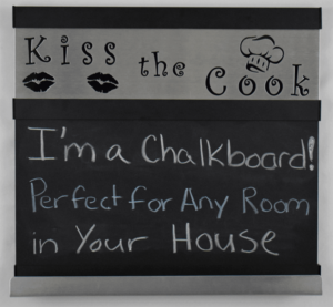 Kiss the Cook-Feature 2-Black