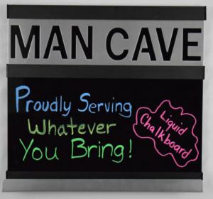 Man Cave-Feature-Black