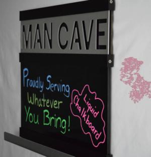 Man Cave-Side-Black
