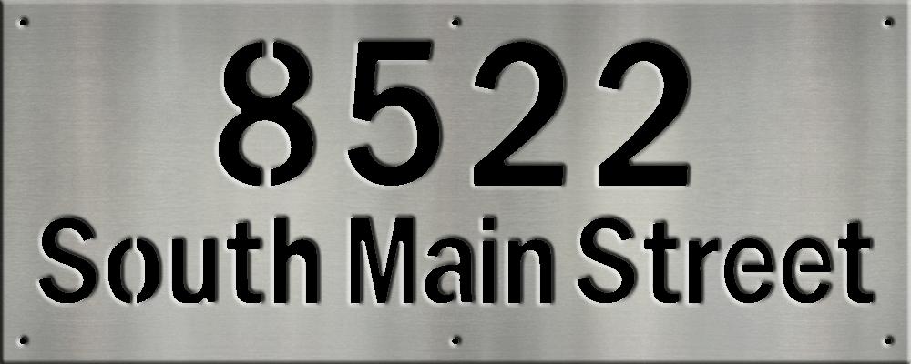 MS250-00055-0820 [4 Digit Address Street Name – Block]