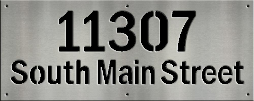 MS250-00056-0820 [5 Digit Address Street Name – Block]