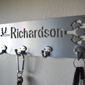 Custom Key & Utensil Racks