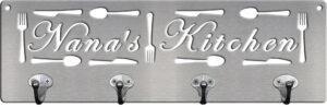 Home-Decore-Themed-Metal-Rac-nanas-kitchen